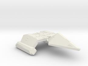 3125 Scale Neo-Tholian Heavy Cruiser (NCA) SRZ in White Natural Versatile Plastic