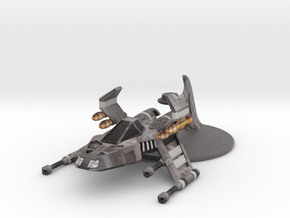 Pyro-GX - Descent - 100mm in Full Color Sandstone