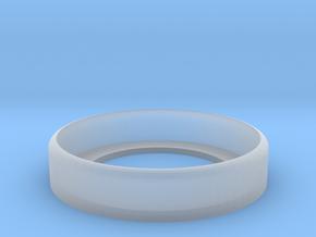 24mm [LP] Flow Ring  in Smoothest Fine Detail Plastic