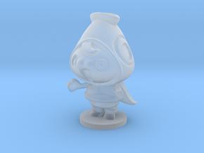 milkfish kid in Smooth Fine Detail Plastic