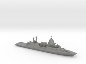 Hunter Class Frigate in Gray PA12: 1:600