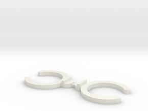 prowin easier clip in White Natural Versatile Plastic