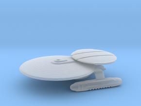 Apollo Class Science Vessel  in Smooth Fine Detail Plastic