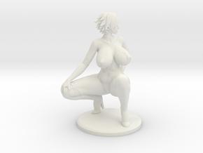 Aimsee Booty 4'' Versatile Plastic in White Natural Versatile Plastic