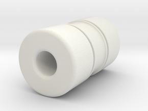 N-std040X in White Natural Versatile Plastic