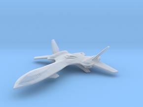X-Men Jet (Blackbird) 65mm in Smooth Fine Detail Plastic