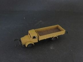 1/144 Mercedes MB 4500 S train version in White Natural Versatile Plastic