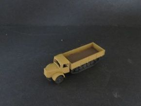1/144 Mercedes MB 4500 Maultier in White Natural Versatile Plastic