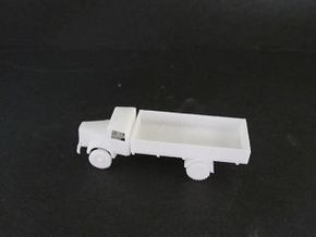 1/144 Mercedes S 4500 truck in White Natural Versatile Plastic