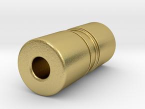 HOn2z030X in Natural Brass