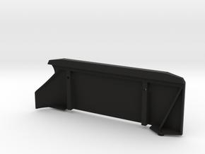 Honcho Chisel Slider Right Side in Black Natural Versatile Plastic
