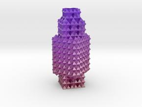 Vase Gd2107 in Glossy Full Color Sandstone