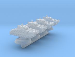 Ipabog Light Hover Armor - 3mm in Smooth Fine Detail Plastic