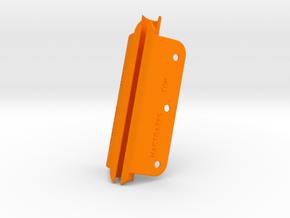 Pearson Ensign, RigRite 4025, 4.75inch MastGate in Orange Processed Versatile Plastic