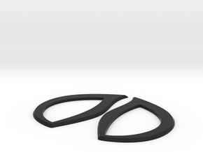 Alex Ross Spider-Man Lenses in Black Natural Versatile Plastic