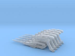 Ranger Stick - (5 Blasters, 5 Swords) in Smooth Fine Detail Plastic