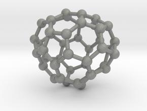 0683 Fullerene c44-55 c2v in Gray PA12