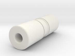 S-n24070X in White Natural Versatile Plastic