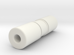 S-n36070X in White Natural Versatile Plastic