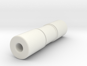 S-std055X in White Natural Versatile Plastic