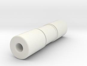 S-std070X in White Natural Versatile Plastic
