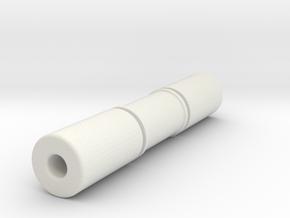O-std100X in White Natural Versatile Plastic