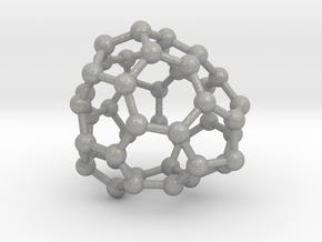 0687 Fullerene c44-59 c1 in Aluminum