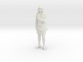 Printle C Femme 700 - 1/32 - wob in White Natural Versatile Plastic