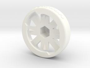 Trek Madone SL Varia Insert in White Processed Versatile Plastic