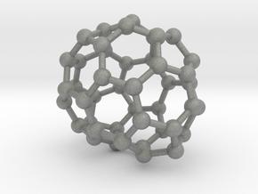 0694 Fullerene c44-66 c1 in Gray Professional Plastic