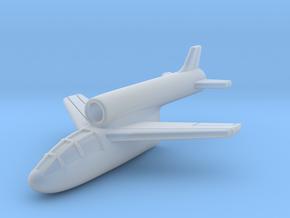 (1:200) Messerschmitt Me P.1079/7 in Smooth Fine Detail Plastic