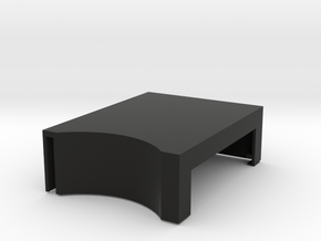 SSC-32U_Cover in Black Natural Versatile Plastic