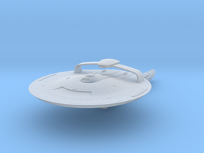Discovery time line USS Nelson with weapon pod 4.6 in Smooth Fine Detail Plastic