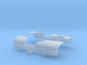 [HO] Carénages pantographes - RGV2N2 3UFC in Smoothest Fine Detail Plastic