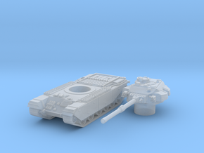 Centurion 5 scale 1/144 in Smooth Fine Detail Plastic