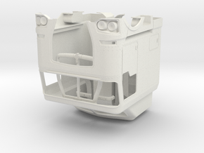 K200 Style cab kit  in White Natural Versatile Plastic