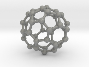 0709 Fullerene c44-81 c1     in Gray PA12