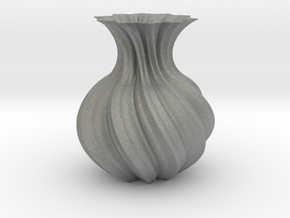 Vase 260 in Gray Professional Plastic