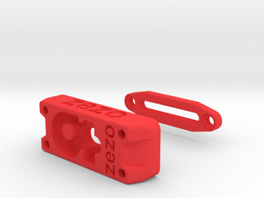 zezo-winch-hawse-insulator-AB in Red Processed Versatile Plastic