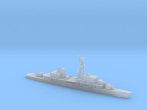 1/1250 Scale Sumner Class FRAM 2 6 Gun in Smooth Fine Detail Plastic