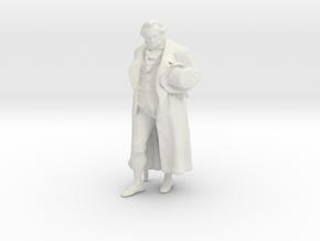 Printle C Homme 1515 - 1/24 - wob in White Natural Versatile Plastic