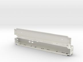 DFo18 - Swedish passenger wagon in White Natural Versatile Plastic