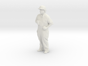 Printle C Homme 1538 - 1/24 - wob in White Natural Versatile Plastic