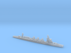 IJN CL Nagara [1942] in Smooth Fine Detail Plastic: 1:1200