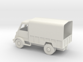 1/72 Peugeot DMA Wehrmacht in White Natural Versatile Plastic