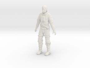 Printle V Homme 1558 - 1/24 - wob in White Natural Versatile Plastic