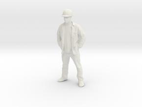 Printle C Homme 1587 - 1/24 - wob in White Natural Versatile Plastic