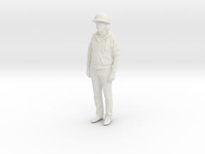 Printle C Homme 1593 - 1/24 - wob in White Natural Versatile Plastic