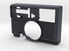SLR680 sonar/flash housing faceplate in Black PA12