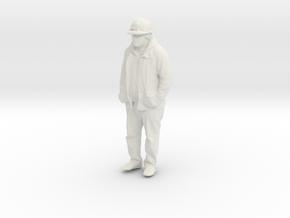Printle C Homme 1598 - 1/24 - wob in White Natural Versatile Plastic